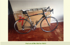 Guy sells his bike on Gumtree... with his ex-girlfriends number thrown in