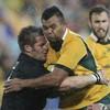 All Blacks' 17-game winning streak ends as Wallabies earn Sydney draw