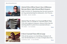 Facebook is testing a new 'satire' tag for spoof news articles