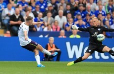 McGeady on target as Everton draw at Leicester