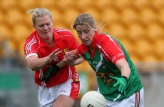 Cork send Cora Staunton and Mayo out of the championship with 9 to spare