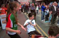 The Fleadh is in Sligo and this video captures the craic