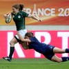 Ireland squeezed out by French power in World Cup third place play-off