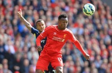 All the goals from Liverpool's 2-1 win at Anfield