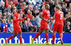 Liverpool are a stronger team this year - Sturridge
