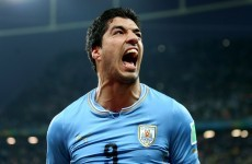 Luis Suarez wished Liverpool luck - Brendan Rodgers