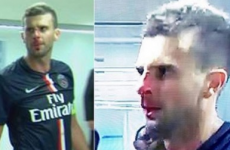 PSG confirm Motta nose broken in Brandao clash