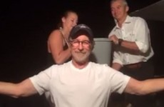 Here are some of the best celebrity ice bucket challenges so far