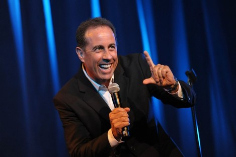 Jerry Seinfeld feels there are similarities between baseball and comedy.