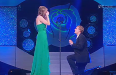 Remember THAT Rose of Tralee proposal? Here are the married couple, one year on...
