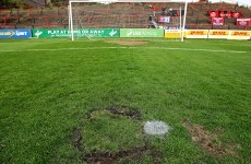 Bohemians v Rovers called off over penalty spot concerns