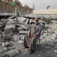 Gaza truce extended by one day within minutes of deadline