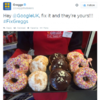 UK bakery begs Google for help to change offensive logo