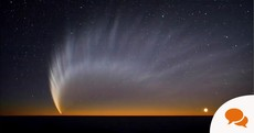 Opinion: Could comets have delivered the precursors of life?