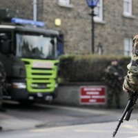 The army has responded to 82 bomb threats this year