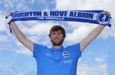 Sami Hyypia has signed Paddy McCourt for Brighton