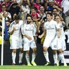 James on the scoresheet but Real Madrid held by Atleti in Supercopa