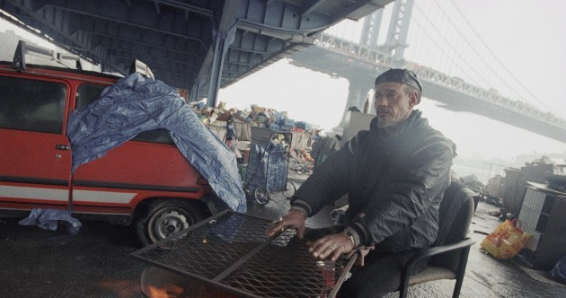 In from the cold: international ideas for dealing with homelessness