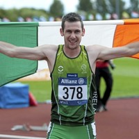 We'll leave it there so: More track success for Ireland, MDMA and all today's sport