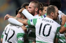 Celtic hold Maribor in Champions League qualifying first leg