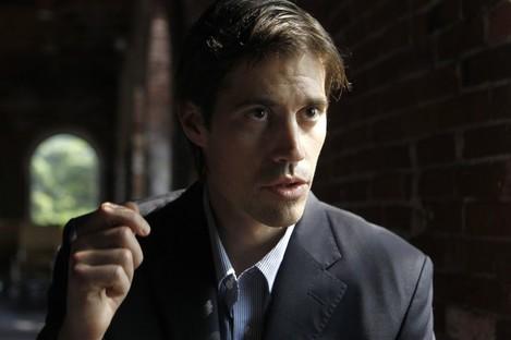 Journalist James Foley.