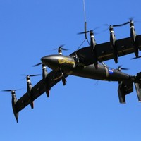 This is what NASA's unmanned airplane looks like - and it's terrifying