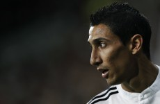 Man Utd target Di Maria wants out of Madrid - Ancelotti