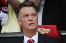 'You have to be a bit crazed or obsessed to get to Louis van Gaal's level'