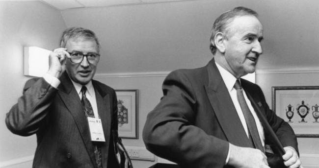 5 stories that tell us what type of taoiseach Albert Reynolds was
