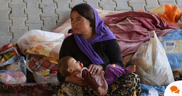 Opinion: 'I ate leaves and grass to stay alive' – Iraqi families pushed from their homes by ISIS