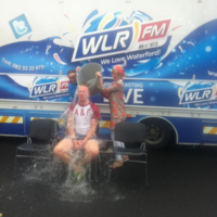 John Mullane does the Ice Bucket Challenge and then nominates Waterford GAA officials