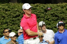 Party boy Rory McIlroy lacked preparation, he admits