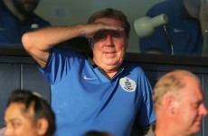 Harry Redknapp: 'He's not a murderer, he's not a rapist and he's not a paedophile. It shouldn't finish his life'