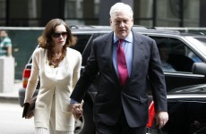 Conrad Black sent back to jail for defrauding investors