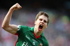 'I hope it's a low scoring game' - Mayo's Lee Keegan