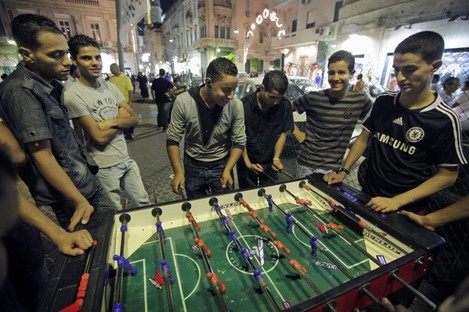 Football is one of Libya's most popular sports.
