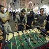 Top Libyan footballers defect to rebels: report