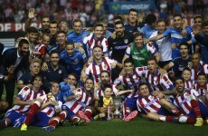 Mandzukic strike sees Atleti get one over on Real Madrid in Spanish Super Cup