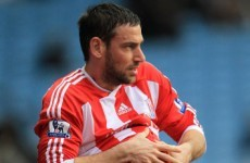All biceps and chest - Rory Delap raps his throw-in workout secrets