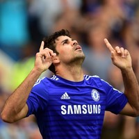 Costa and Hazard send Chelsea to the top of the table