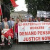 Five years on - Waterford Crystal workers speak of struggle to secure pensions