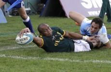 Lucky Springboks edge Pumas in Salta thriller