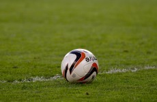 Soccer player dies after being hit by object from crowd