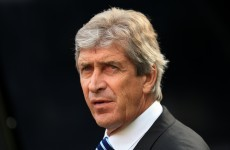 Liverpool would not have deserved title - Pellegrini