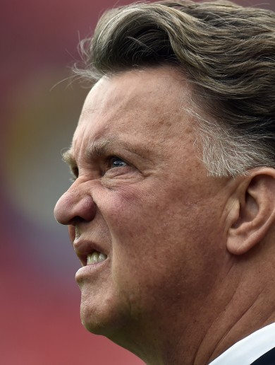 Van Gaal still searching for first win as Man United fail to fire against Sunderland