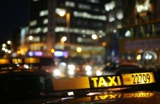 Two arrested after Dublin taxi driver held at knifepoint