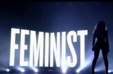 Everybody's talking about Beyoncé's 'feminist' moment at the MTV awards
