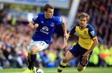 Fitness not to blame for late goals, says Coleman