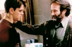 Good Will Hunting is on in 22 cinemas tonight with cash going to suicide charities