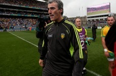 "Jim McGuinness - It's an ""illusion"" that Dublin are suspect at the back"